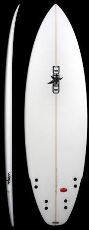 DHD,サーフボード